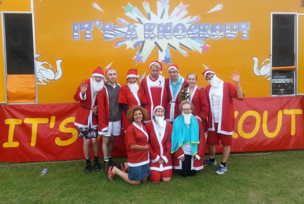 A Santa Team image