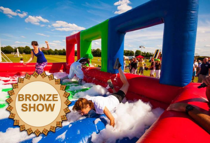 Click here to view more information about the It's A Knockout Bronze Show