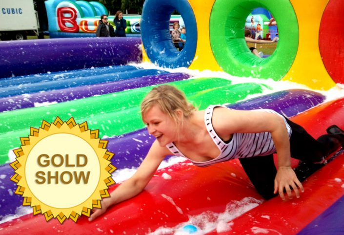 Click here to view more information about the It's A Knockout Gold Show