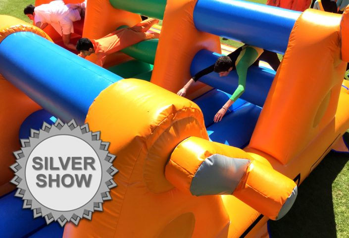 Click here to view more information about the It's A Knockout Silver Show