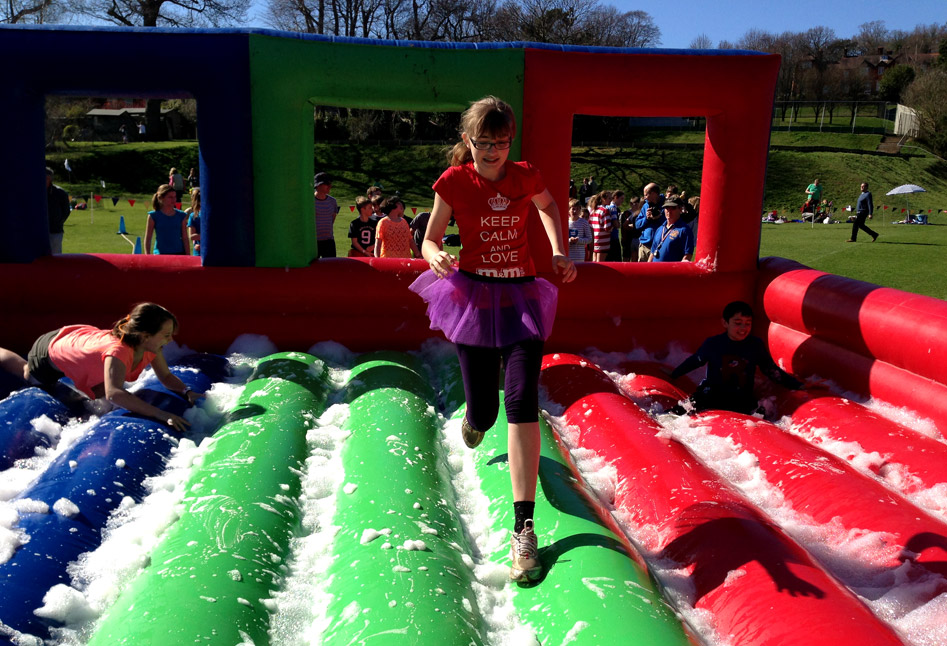 Children's It's A Knockout