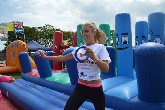 Pilgrims Hospice 2016 It's A Knockout Challenge