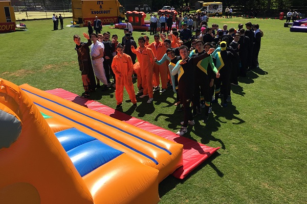 Schools Its A Knockout