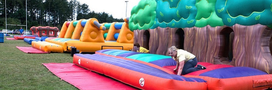 image of inflatables