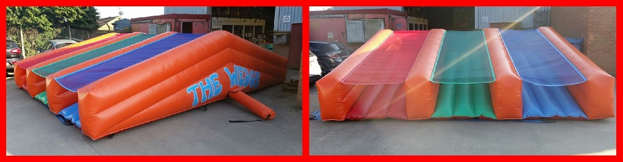 Wedge Inflatable Obstacle