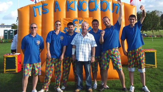 Keith Cheqwin It's A Knockout