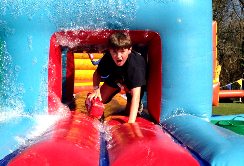 A children's It's a Knockout