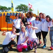 Pilgrims Hospice Charity It's A Knockout