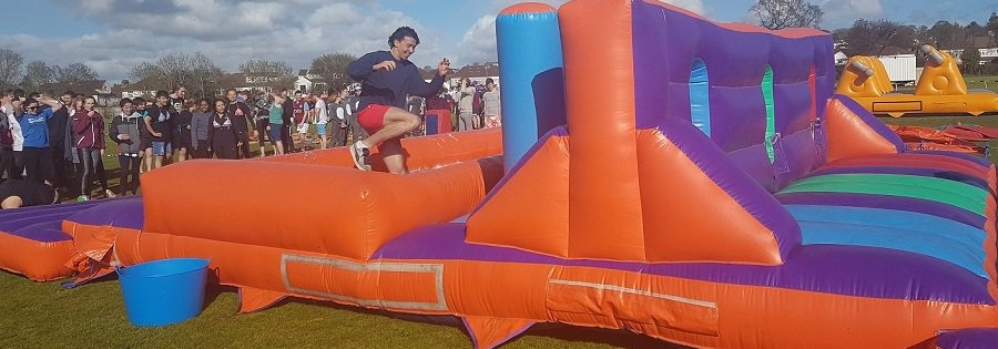 University It's A Knockout