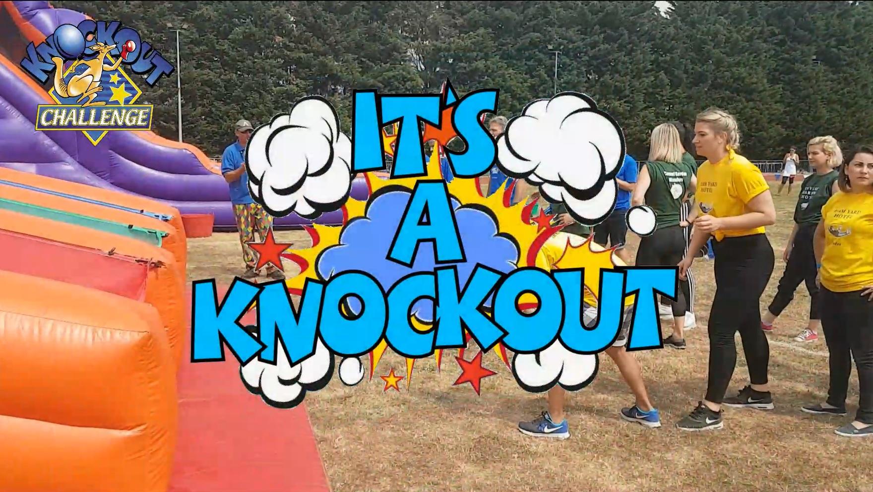 It's A Knockout Games Video Still