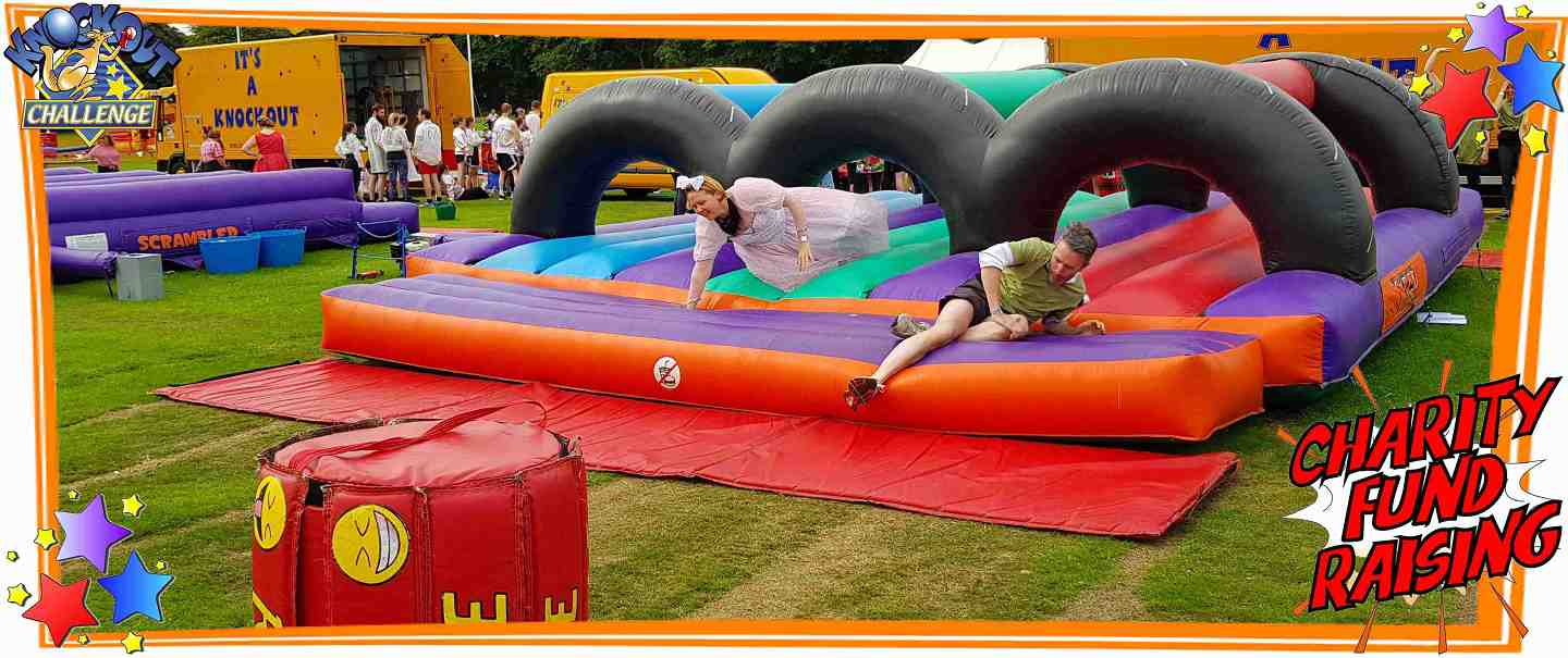 Knockout Challenge Fundraising It's A knockout